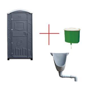 Toilettenkabinen Premium