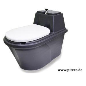 Dry toilet Praktik