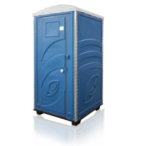 Winter Toilette, Toilettenkabinen Ecolight